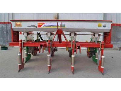 杨家将2BMYF-4玉米播种机