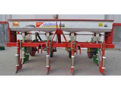 杨家将2BMYFJ-4免耕施肥玉米播种机