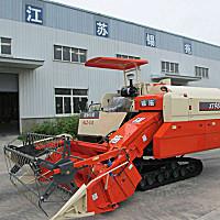 錫拖4LZ-5.0聯合收割機