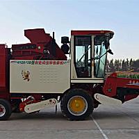 豪豐4YZX-3B玉米收割機