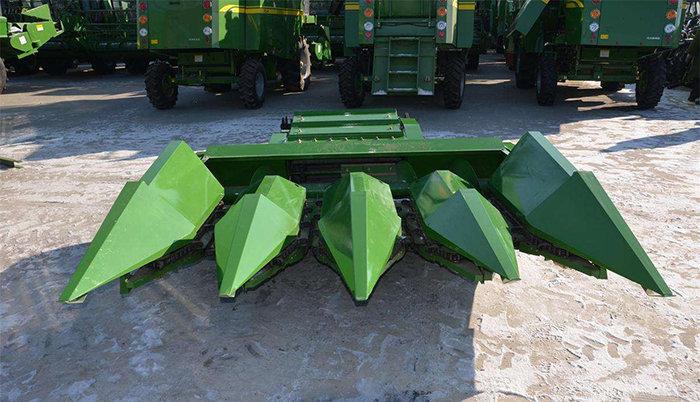 河南瑞创4YT-4玉米收获割台