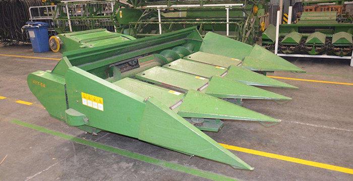 河南瑞创4YT-5A玉米收获割台