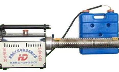 宏大6HYC-100A大功率脉冲动力喷雾机