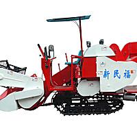 民福4LZ-1.4谷物聯合收割機