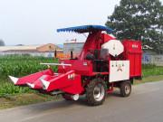 4YZ-2玉米收割机