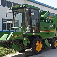 沃德4YZ-2BA玉米收割机