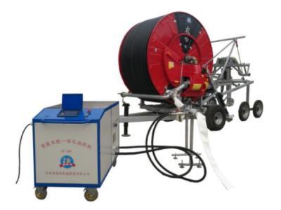 农哈哈SF-16G智能水肥一体化施肥机