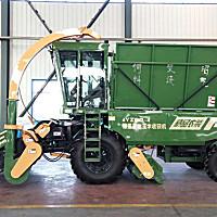 广汇润丰4YZQP-4玉米收割机