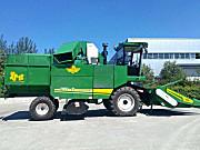 五征4YZP-4Y自走式玉米收获机