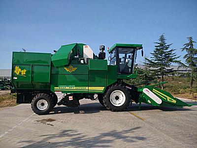 五征4YZP-5DY自走式玉米收獲機