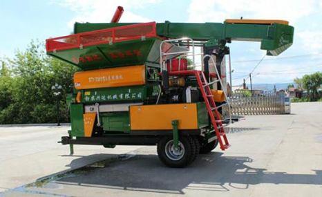 勃農5TY-330揉搓式玉米脫粒機