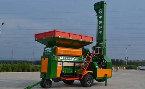 勃农5TY-265型玉米脱粒机
