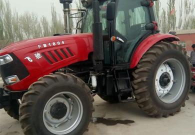 飛馳FB1804輪式拖拉機