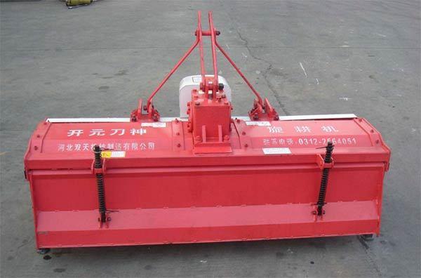 開元刀神1GKN-150旋耕機