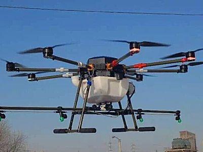 沃尔农装YH8-10A植保无人机