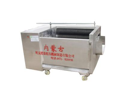 内蒙古双河牌6XS-10G马铃薯清洗去皮机