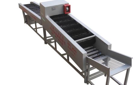 內蒙古雙河牌6GST-7Gx550/800型馬鈴薯干洗機