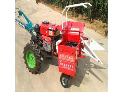 世超YMS03手扶配套玉米收获机