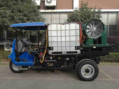 俏宇3WGZ-1000S风送喷雾机