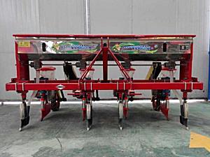 农有王2BYMF-4免耕玉米施肥穴播机