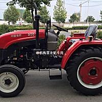 泰红300轮式拖拉机