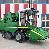 金大丰4YZP-3D玉米收获机