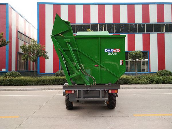 金大丰4YZP-4D自走式玉米收获机产品