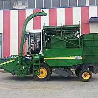 金大豐4YZPSJ-3玉米收獲機