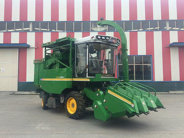 金大丰4YZPSJ-3玉米收获机