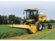 纽荷兰SR200自走式割草压扁机