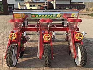 超鹰2BYZF-3玉米免耕精量播种机
