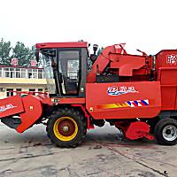 昭达4YZP-3B玉米收获机
