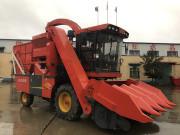 4YZP-4A型自走式茎穗兼收玉米收获机