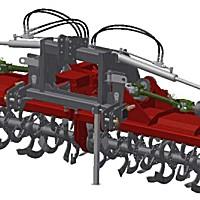 汉美1GK-400旋耕机