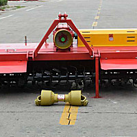 豪豐1GKNM-210雙軸滅茬旋耕機