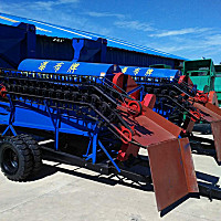 瀑布5TGZ-220稻麦脱粒机