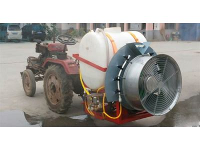 亚泰3MZ-650风送式果园打药机