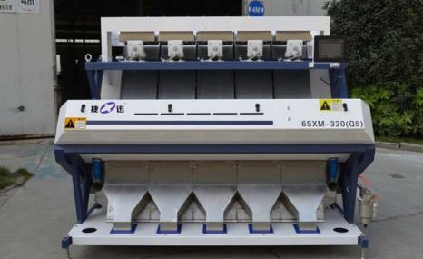 捷迅光電6SXM-320(Q5)大米色選機