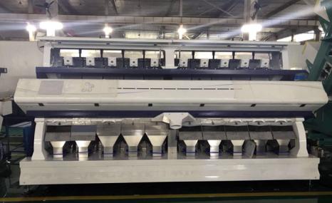 捷迅光電6SXM-640(SC640)大米云色選機