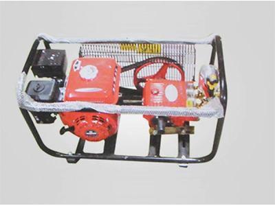 奥森AS-5.0框架式动力喷雾机