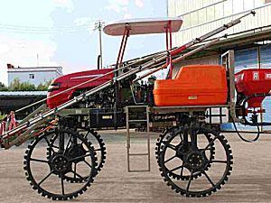 天工3WP-500自走式喷杆喷雾机