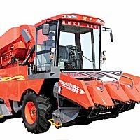 国丰4YZP-4G自走式玉米收获机