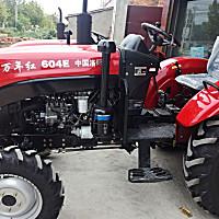 万年红604E轮式拖拉机
