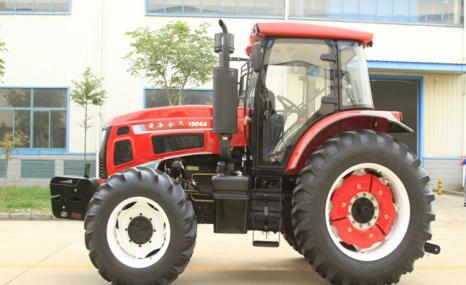 黄海金马-1504A轮式拖拉机