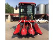 4YZB-3B玉米收获机