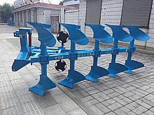 鑫港1LF-535液压翻转犁
