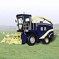 四达4QZ-10A自走式青贮饲料机