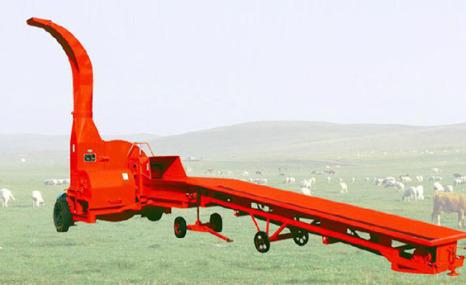 洛阳四达9Z-30青贮切碎机