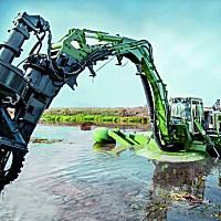 水王挖泥船