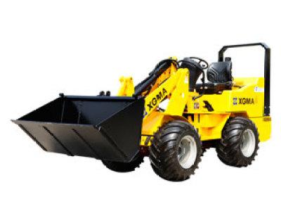 厦工XG904轮式装载机